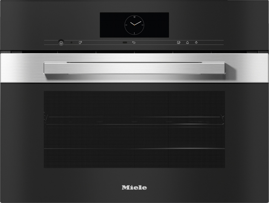 Пароварка Miele DGC 7840 EDST/CLST сталь CleanSteel